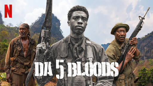 Brilliant film. #Da5Bloods A solid cinematic piece by @SpikeLeeJointpic.twitter.com/sgnFyyEwgT