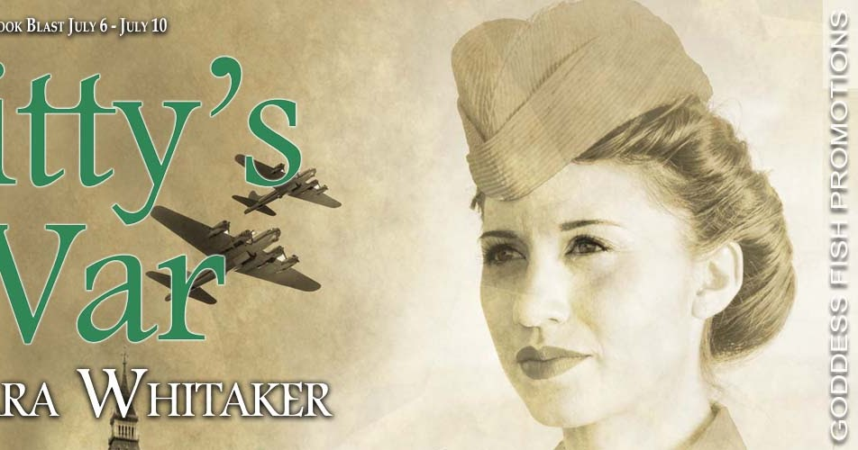 Do you like historical romance? How about one set against he backdrop of WWII? Enjoy an excerpt from KITTYS WAR by Barbara Whitaker and then enter to win a $20 Amazon/BN gift card in the #giveaway! andisbookreviews.blogspot.com/2020/07/kittys… #WWII #historicalromance