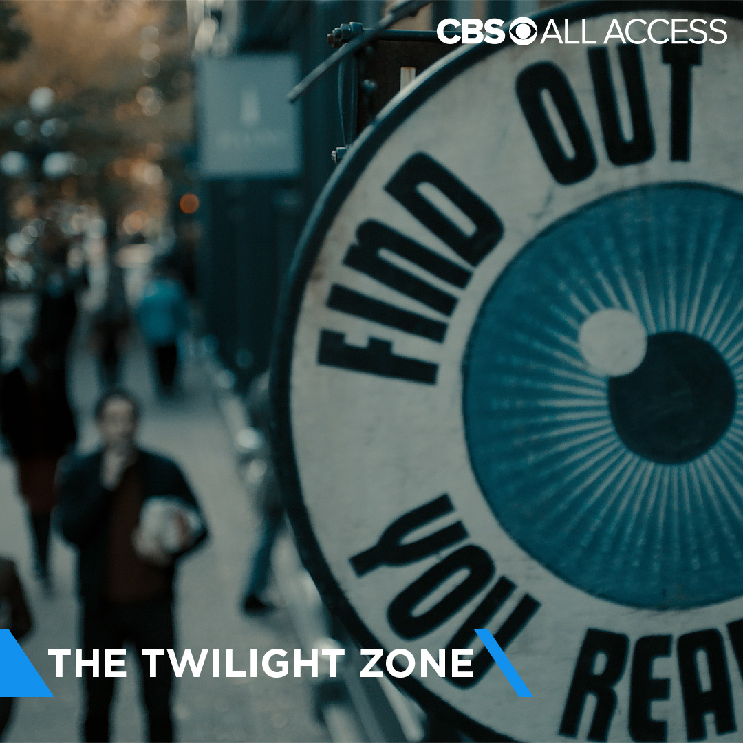 How many hidden Easter eggs did you catch in 'The Who of You'? 👁️ #TheTwilightZone