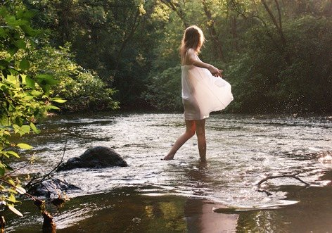 Soul reflections... At one with  nature  She is every drop  in this river  & every falling  leaf... ~JS  #micropoetry  WordPress <br>http://pic.twitter.com/2WpFmpqMO0