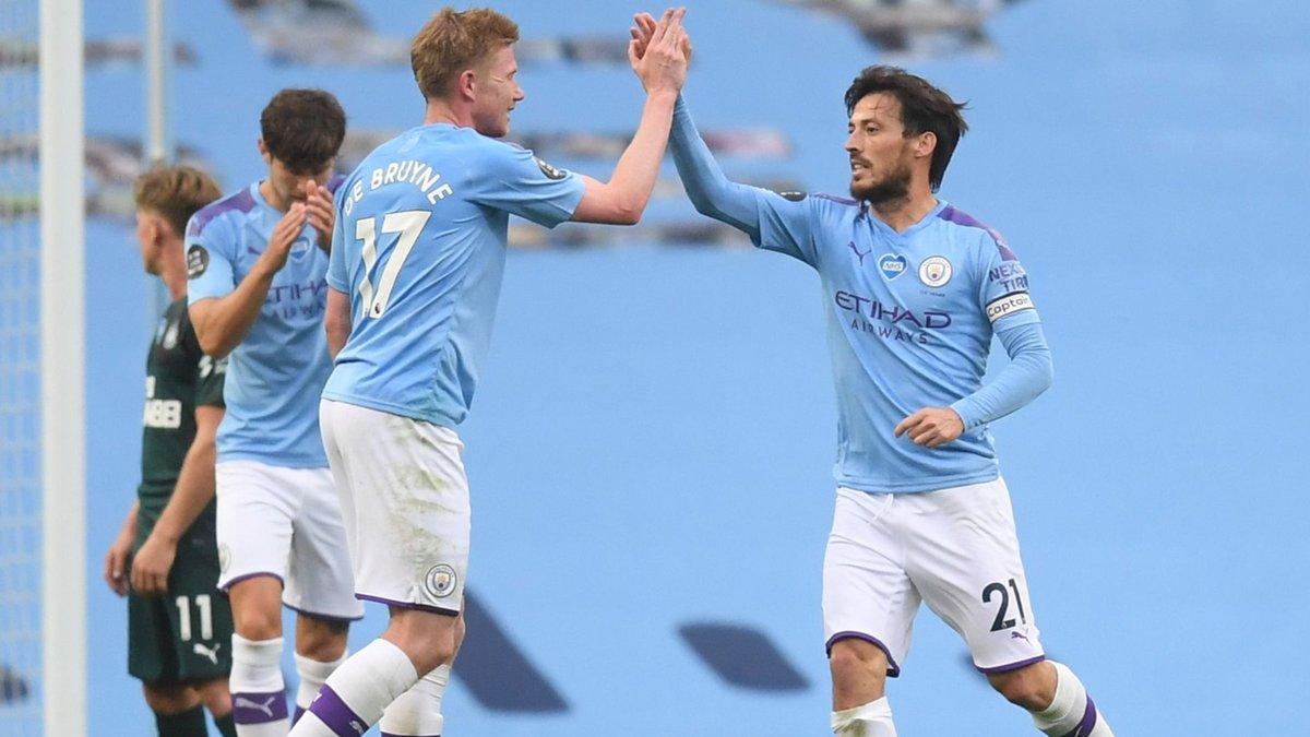 Xem lại bóng đá Man City vs Newcastle, Ngoại hạng Anh – 9/7/2020