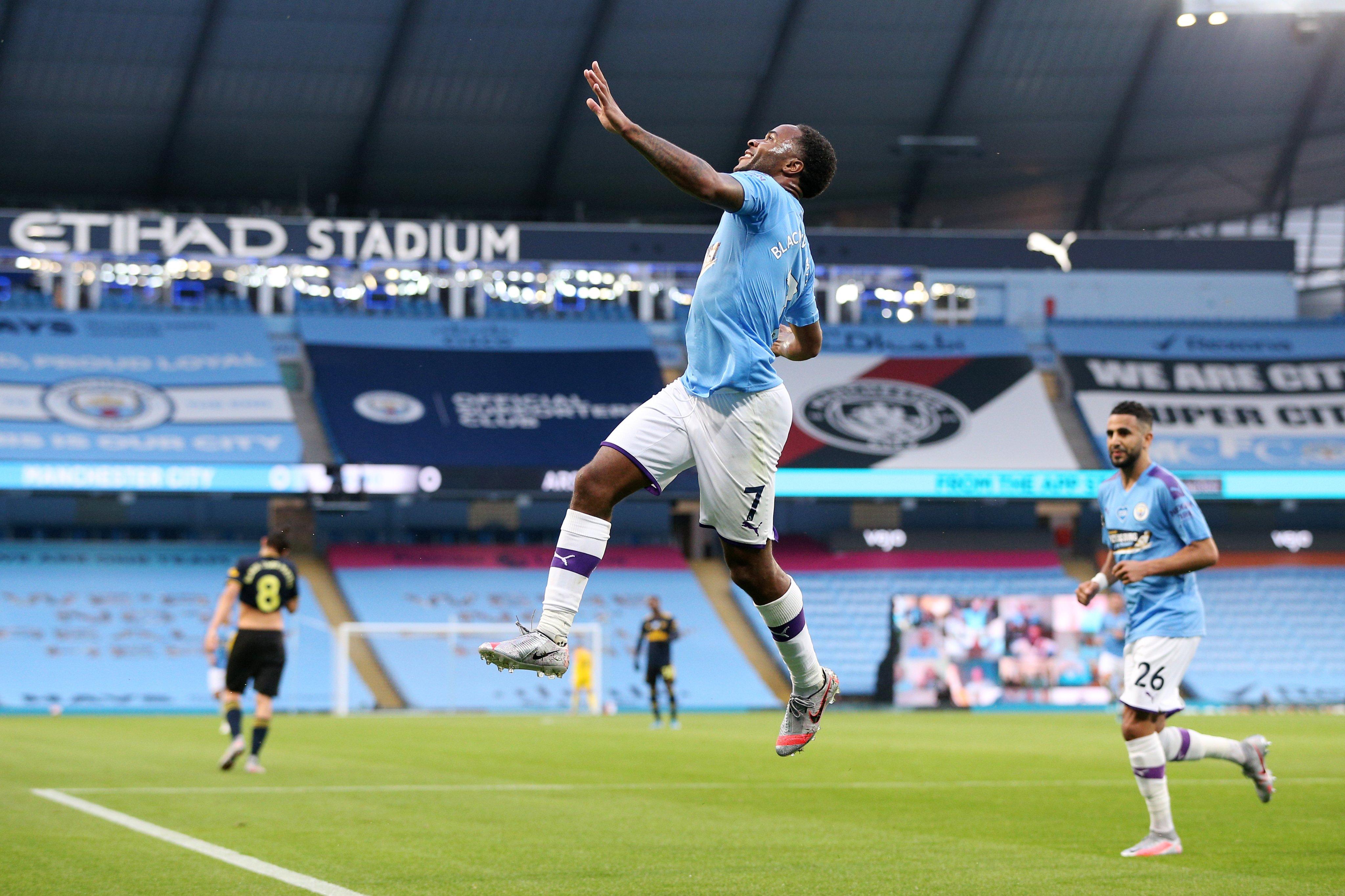 Premier League: Manchester City aplasta a Newcastle y prácticamente aseguró la segunda posición de la tabla