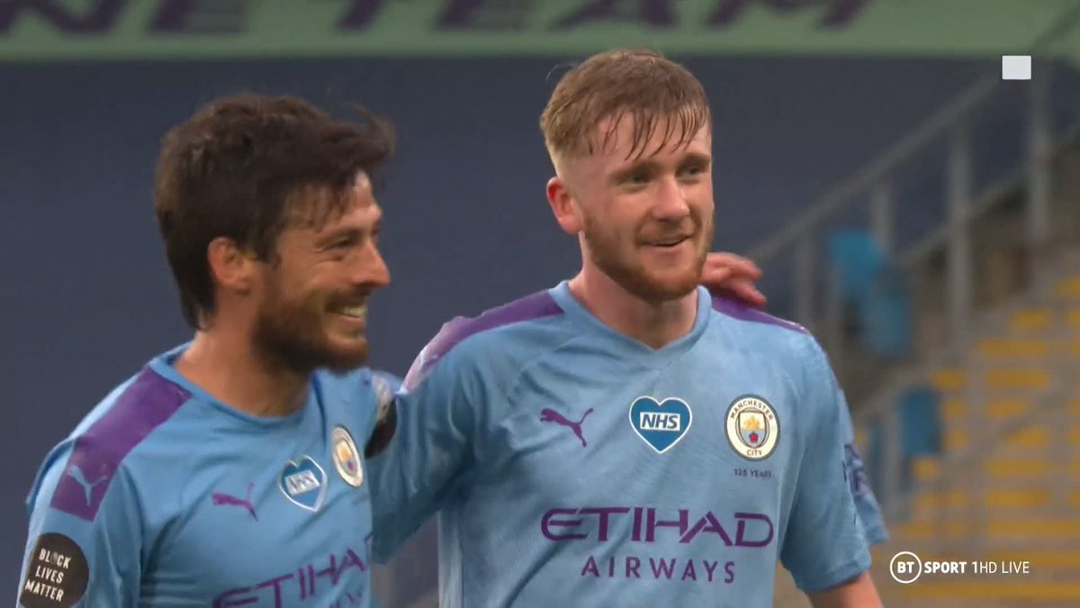 We really will miss this man... @rioferdy5 and @mrjakehumphrey speak in glowing terms of David Silva, who registered his 9⃣2⃣nd Premier League assist this evening!