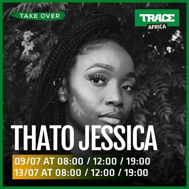 We on tomorrow on @traceafrica_  ✨✨✨ Tune in for my Takeover 🔥🔥🔥 https://t.co/Tzysg81yIh