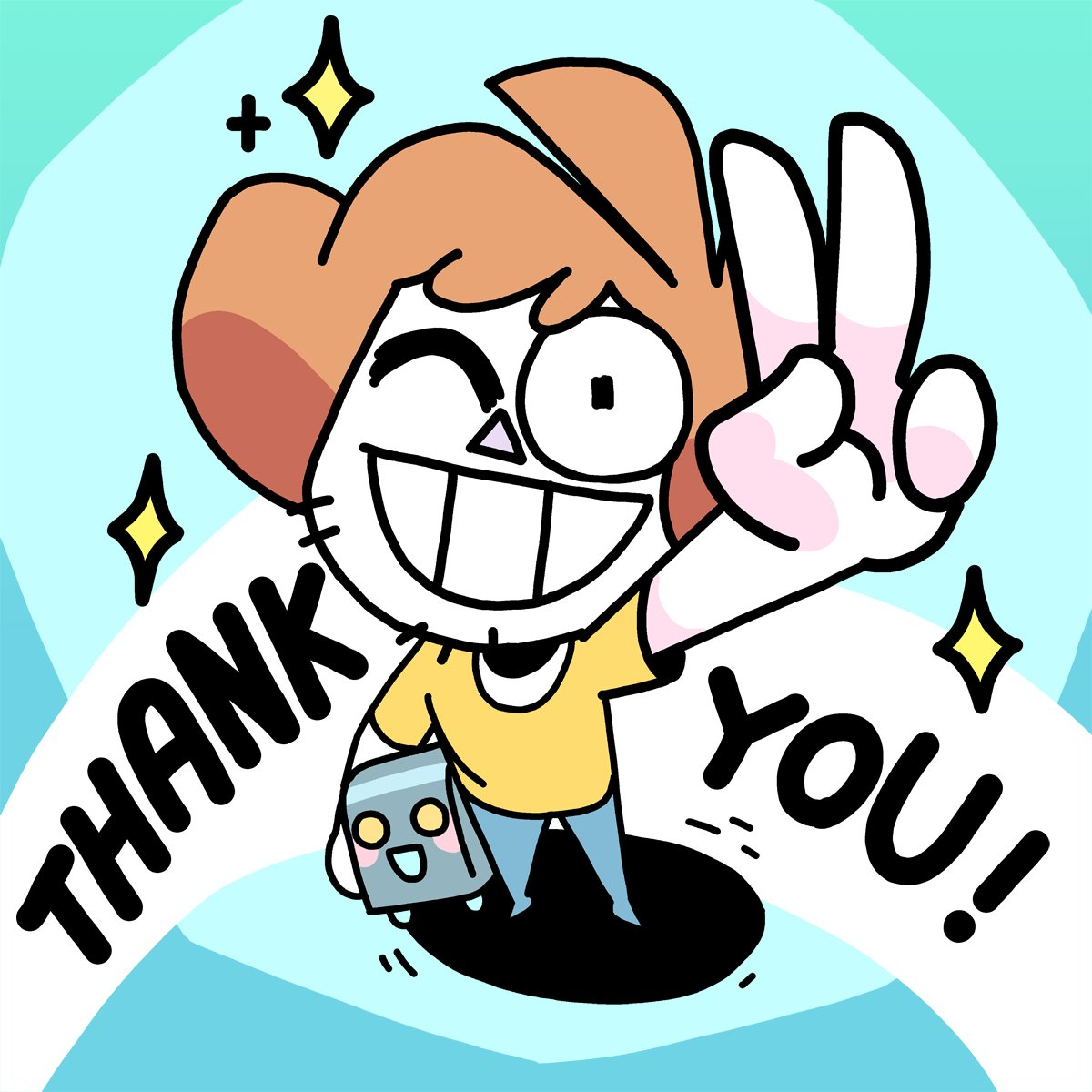thank you all for making that kickstarter a shining success