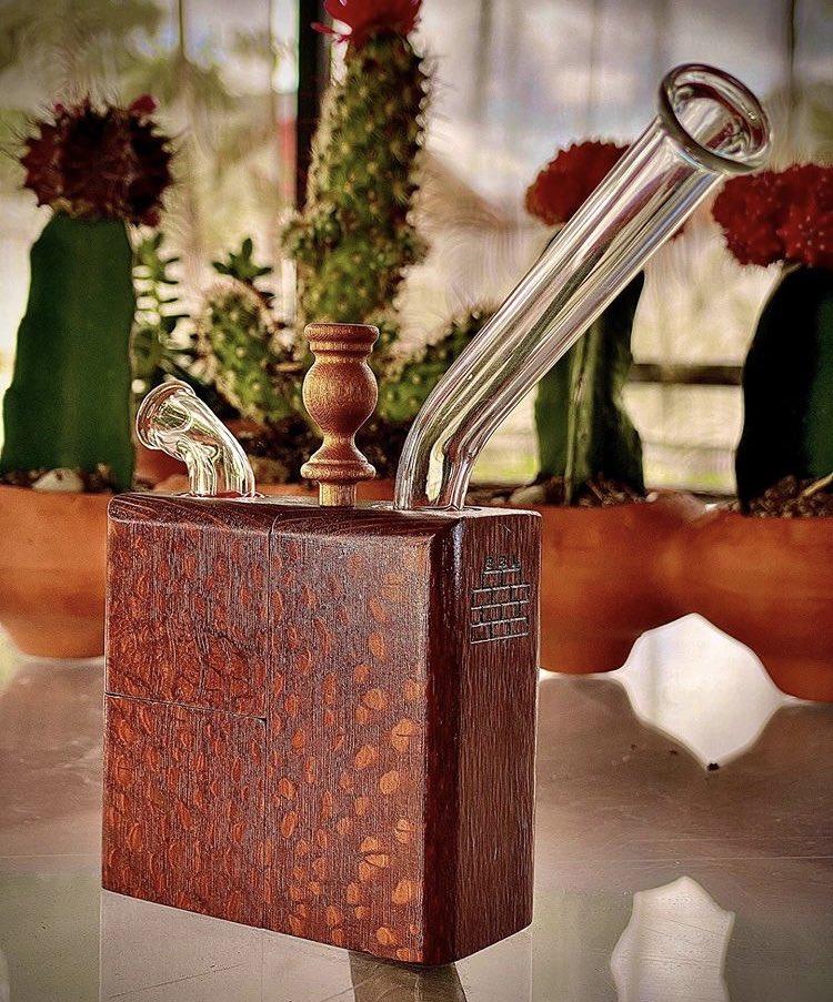 #wcw stands for Wood Crush Wednesday here at Sticky Brick Labs.  Pictured is the Runt in striking Leopardwood. : @dazed_vaper  #vape #vaporizer #stickybrick #hitslikeabrick #butanevape #dryherbvape #mmj  #420community #420everyday #710community #dabbersdaily #hightimespic.twitter.com/JajJnrfUkb