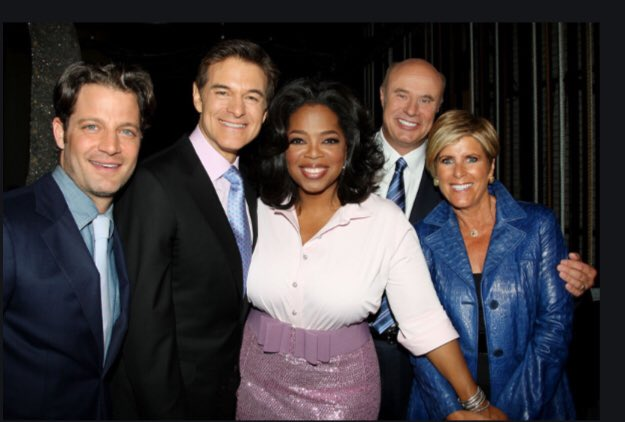 This is who Oprah uplifts not #ADOS. <br>http://pic.twitter.com/S1oUnmIp4w