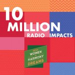 Image for the Tweet beginning: 10 million radio impacts in