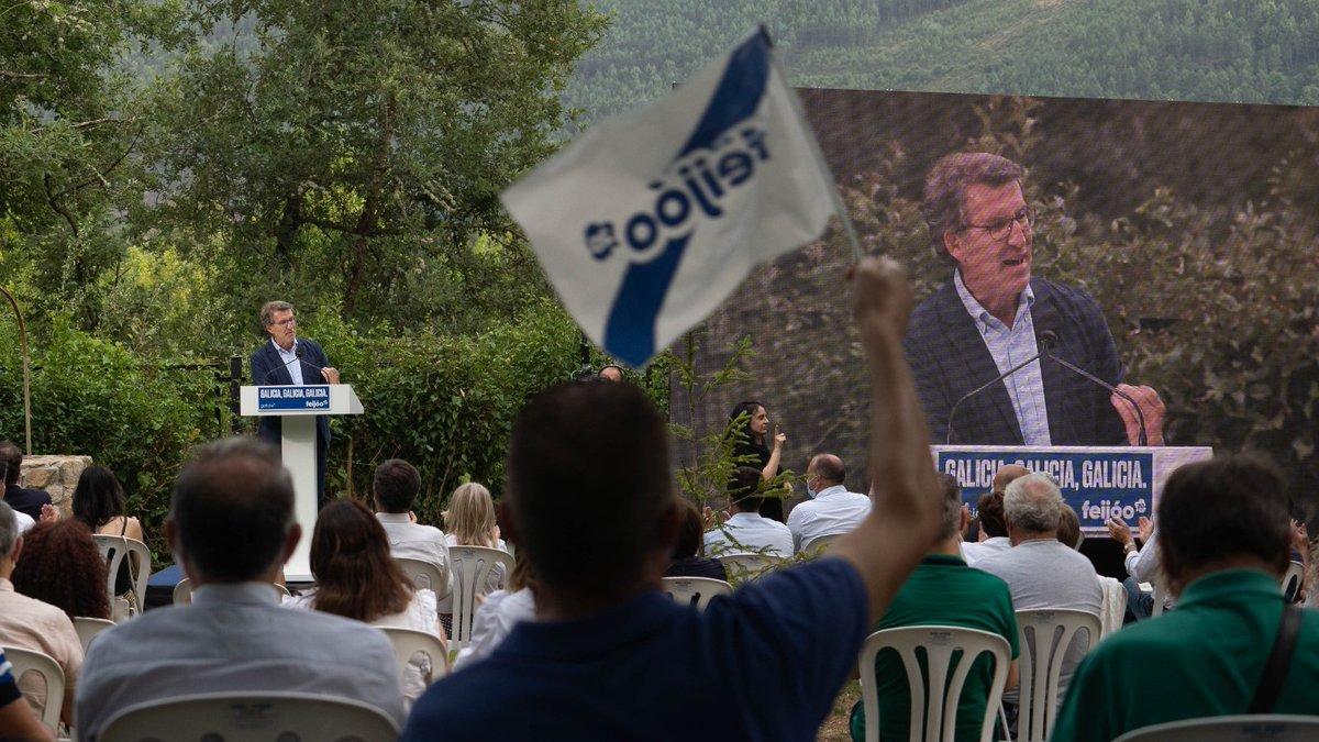 Mientras otros hablan sobre Feijóo, nosotros hablamos sobre lo importante: Galicia #GaliciaGaliciaGalicia
