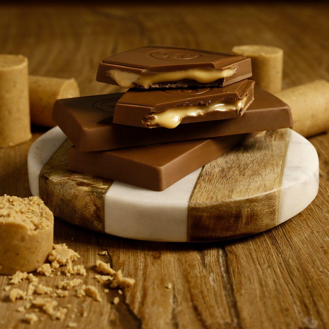 é chocolate com recheio de paçoca que você quer @? 😋 https://t.co/56J2DLxIt1