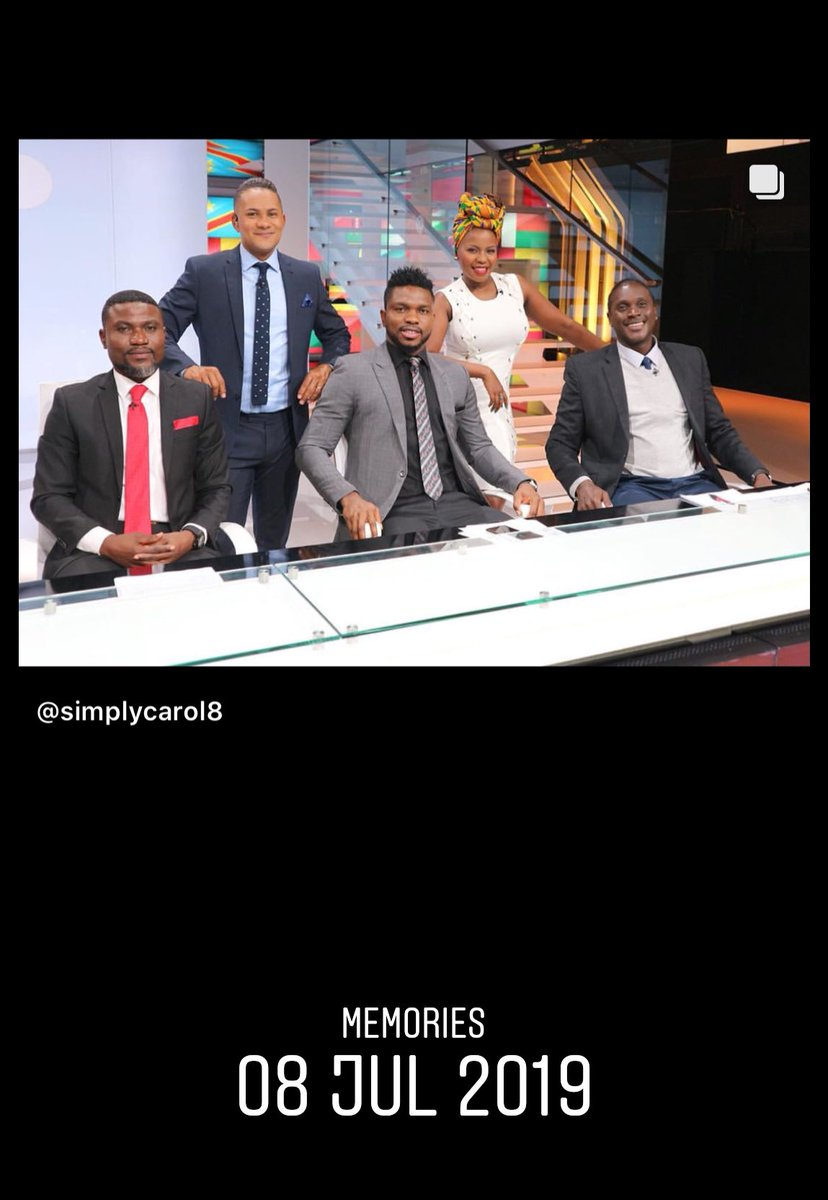 @SuperSportTV #Afcon2019 broadcast was just world class I tell you 👏🏽👏🏽👏🏽💫👌🏾👌🏾 best of the best! https://t.co/I0rxLL83O8