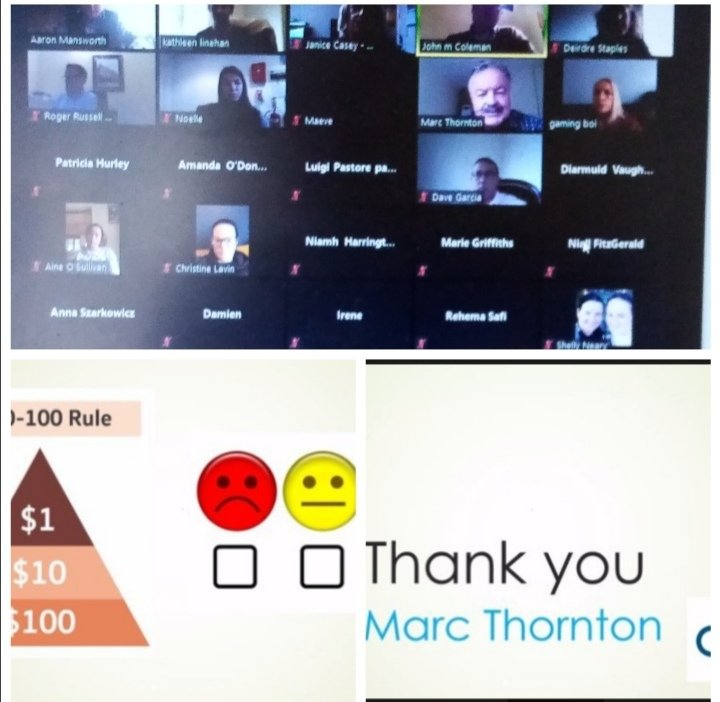 A fantastic customer service training session this morning with @marcthornton27 for our teams @MetropoleCork @cork_airport_hotel @No1CorkHotel thank you for your time, hugely engaging session #CustomerService #wearetrigon https://t.co/8Nlt2IBqvw