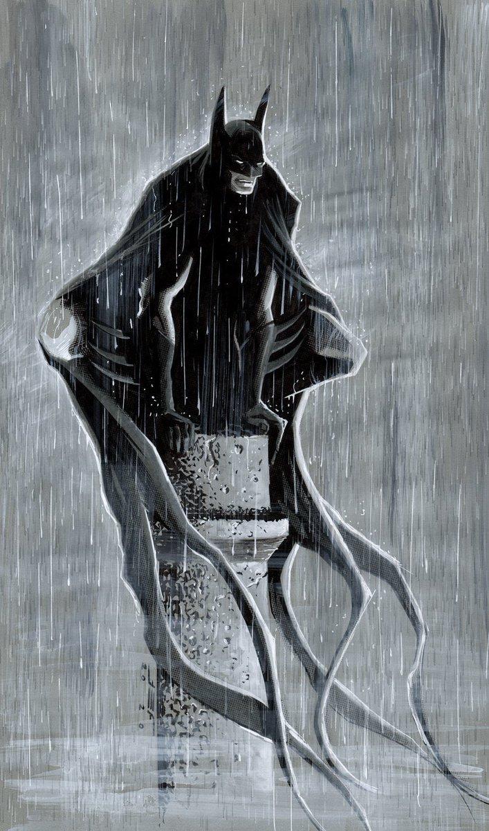 Batman by Juan Ferreyra 🦇