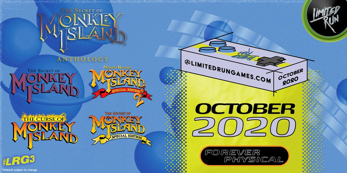 Monkey Island: 30th Anniversary Collection