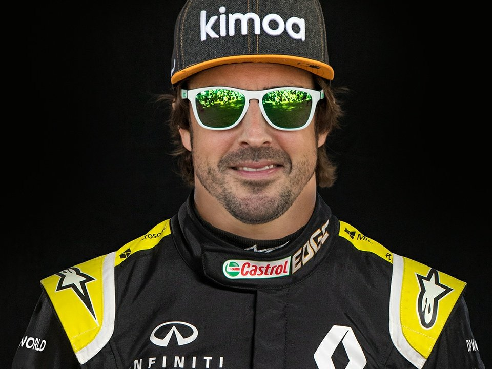 #Alonso