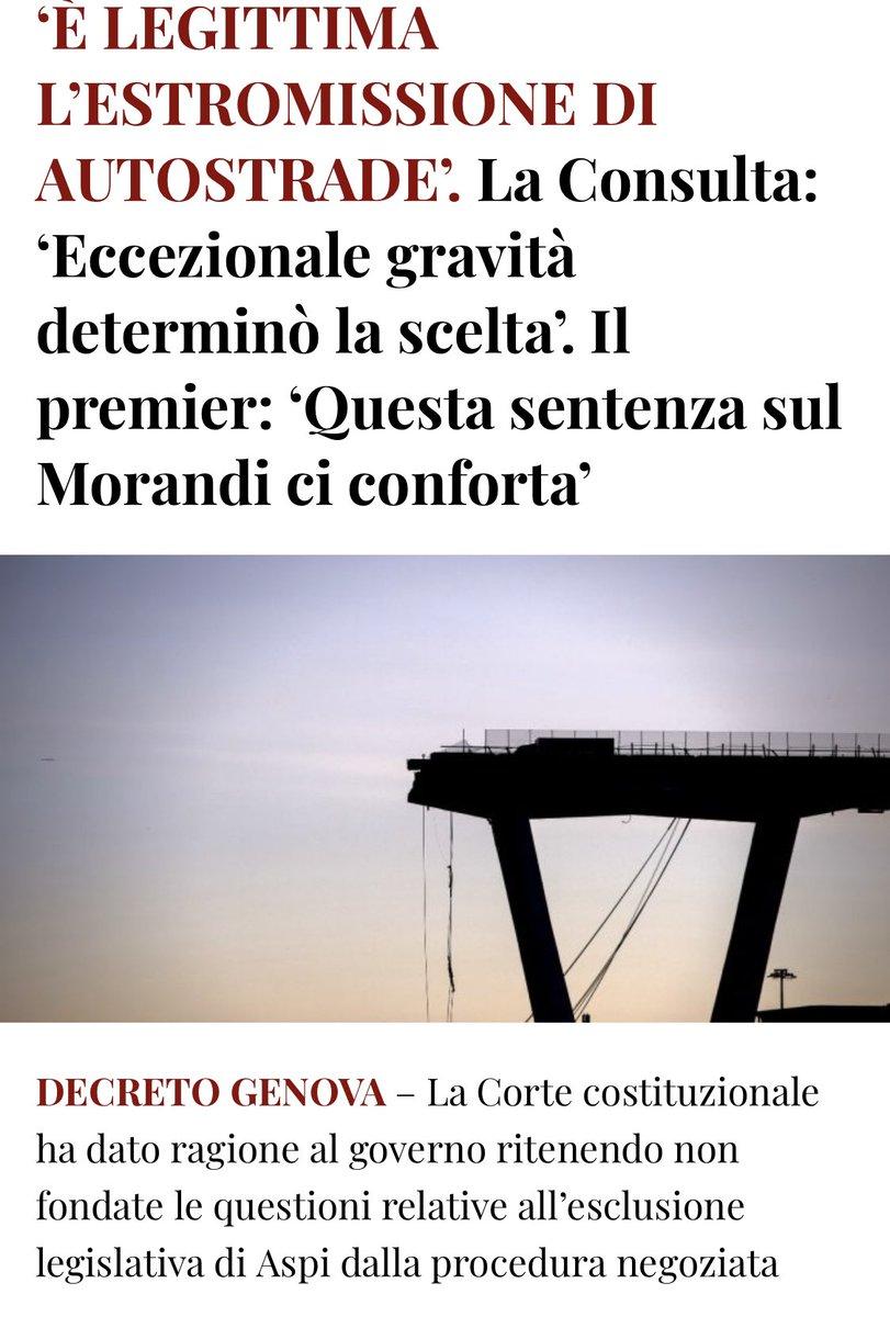 Goodbye #Benetton  #PonteMorandi #Genova pic.twitter.com/zHTLjVqyuN