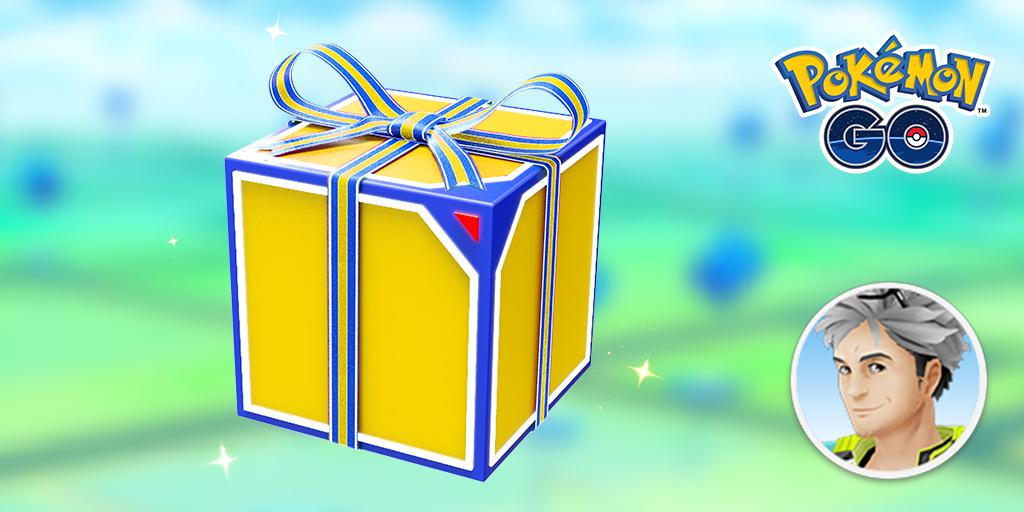 Trainers can now receive a free box of items daily in the shop! The Shop icon will display a notification when a Daily Free Box is available. To get it, simply go to the shop and claim the box in the Free section. Enjoy! 🎁