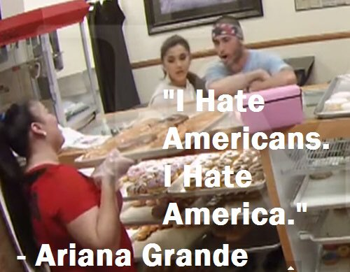 5 years ago today ariana grande had the courage to say what we were all thinking  <br>http://pic.twitter.com/CICzWqXdQA