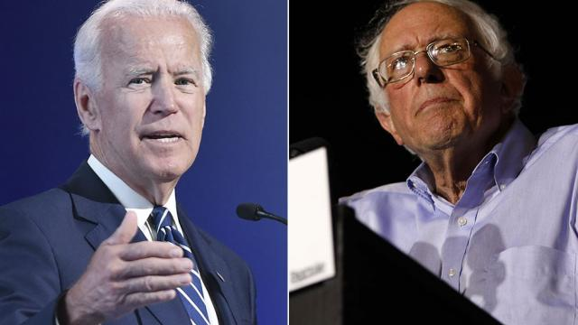 Sanders-Biden climate task force calls for carbon-free power by 2035