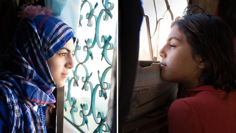 """""""My main dream is to go back to Syria. My second dream is that my parents begin to speak. My third dream is to become a doctor. But I don't think that any of these dreams will come true.""""  Three years and three dreams: Documenting a Syrian childhood https://t.co/01TuW2HsbX https://t.co/pQCLYDcDd5"""