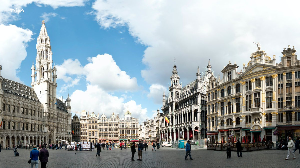 Brussels the Heart Of Europe. The City with almost 90 museums, beautiful parks, architecture, churches , the famous Atomium and so many more. #Brussels #Europe #Europetourisampic.twitter.com/6Svug0J2D8