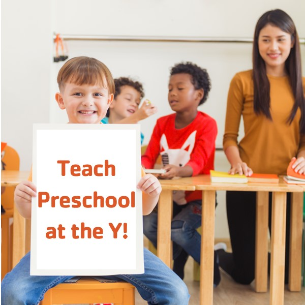 The Y has an exciting opportunity this fall for a Preschool Teacher! Position requires a B.A. in Early Childhood or Elementary Ed. and an Iowa Teaching License. Click this link for more information:  http:// bit.ly/2JNLJTT     #JoinOurTeam #ChangeLives #YouthDevelopment<br>http://pic.twitter.com/WMILK5Fclp