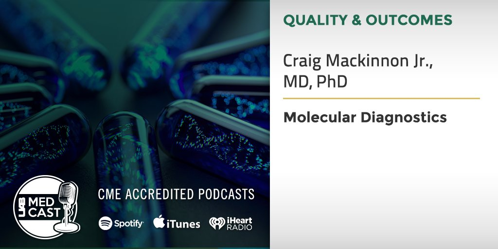 Listen in as Dr. Mackinnon shares a blueprint for the future of molecular #pathology at @UABPathologyas well as what they are doing as it relates to the #COVID19 pandemic. fal.cn/393hU #MedCast #podcast #CME #FreeCME