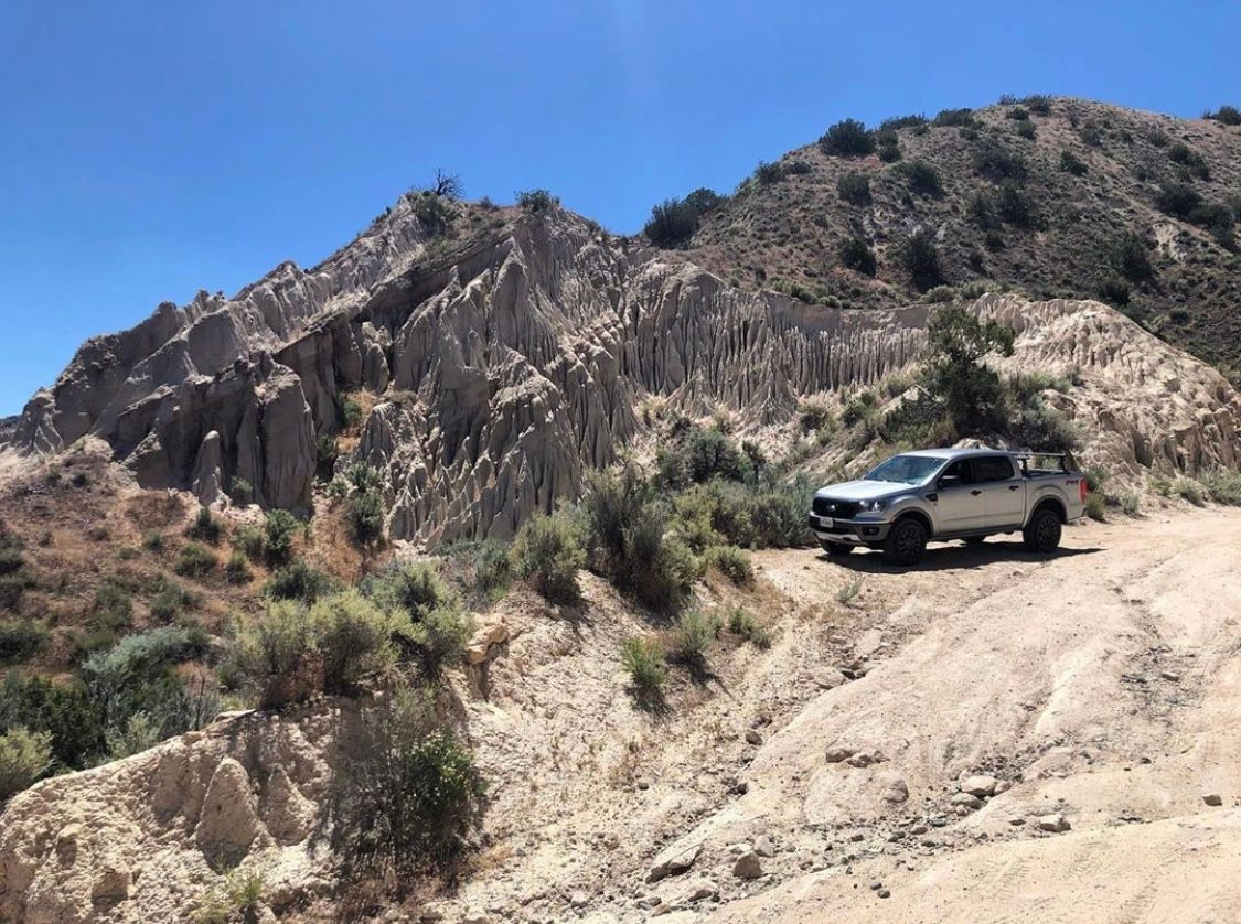 Los Padres Forrest - Pine Mountain Summit, sunny Southern California  //  OB 22232 @adv_ranger  #overland #overlanding #outfitandexplore #adventureisneccessarypic.twitter.com/Ssq4yFbZll
