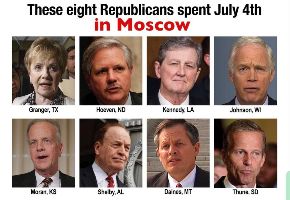 @ProjectLincoln @SenRonJohnson  We will NEVER FORGIVE. We will NEVER FORGET.