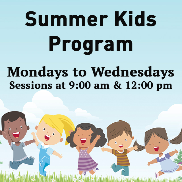 Members don't forget to register for our Summer Kids Program! With Arts & Crafts and Science Programs available in alternating weeks there is something new each week. Register today at https://t.co/3wfTZ8lBW7 #TCSCC https://t.co/3MKuQWuFiH