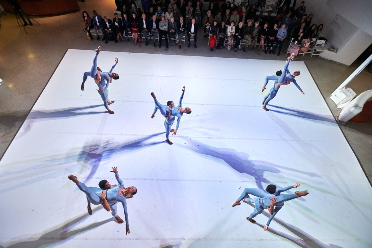 Get inspired with @DTHballet's 2019 Works & Process performance, streaming this Saturday, July 11th as part of #DTHOnDemand. Plus, join on Thursday, July 9th for a conversation with some the artists who helped bring the performance to life: https://t.co/ZZStCNZ7WK https://t.co/oJiZoGx2Bh
