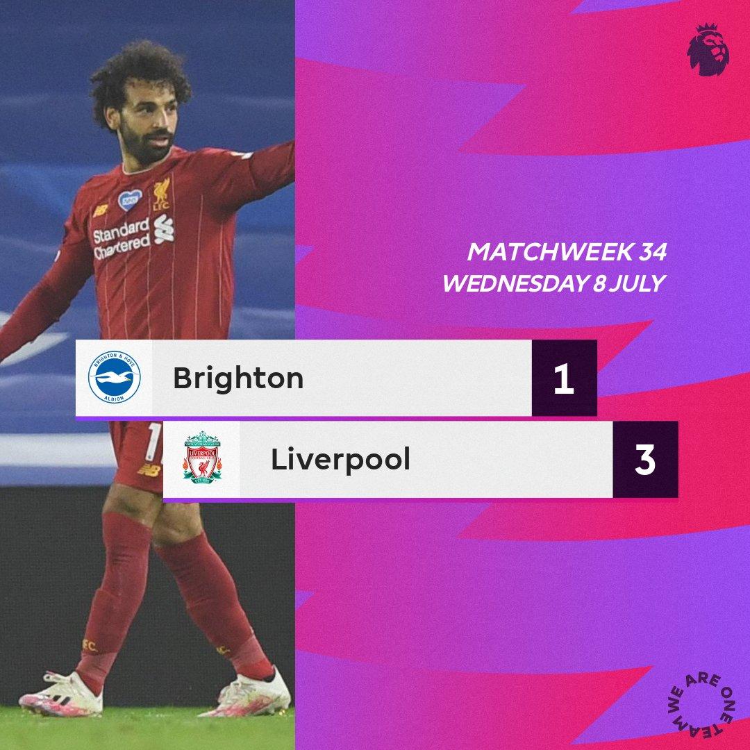 Brighton-Liverpool