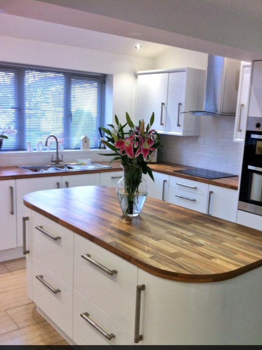 1st job completed after self isolating for 14 weeks #kitchen #HomeImprovement #backtowork
