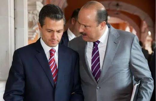 Esperando confirmación de detención de César Duarte exgobernador de Chihuahua. #TiemblanCorruptos. Se hace más simbólica la presencia del Presidente @lopezobrador_ en Washington. https://t.co/p1DJrqB1mD