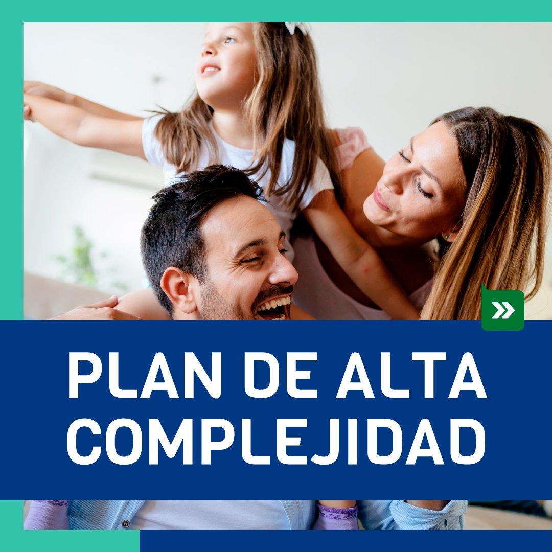 Complementá tu plan médico actual de Asismed con nuestro Plan de Alta Complejidad y accedé a grandes beneficios. Contactate con uno de nuestros asesores. Escribinos por Whatsapp 📱 +595 21 288 7000 https://t.co/GjgdzfEA2p