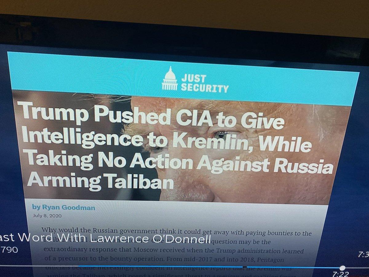 TRUMP IS A TRAITOR WHO SHOULD BE ARRESTED ASAP 🤬🤬🤬 #TrumpKnewAndDidNothing @Lawrence @SpeakerPelosi @RepAdamSchiff @RepJerryNadler #PutinsPuppet https://t.co/DDATgsvIj7