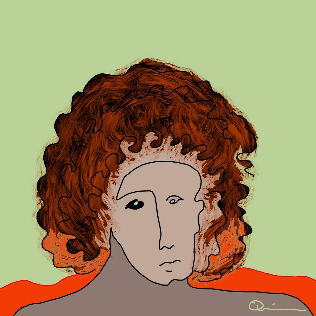 """Lava"" ... #lines #linedrawing #minimalism #minimalist #onlineartgallery #interiordesign  #interiordesigner #hospitalitydesign #abstract #abstractart #abstractartist #abstractexpressionism #abstractexpressionist #abstraction #abstracts #art #artgallery #… https://instagr.am/p/CCZX6ollgmb/pic.twitter.com/vXhXgr6YWB"