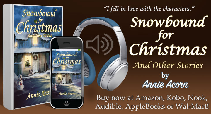 NOW in Audio! Snowbound for Christmas & Other Stories written by me and narrated by @JulieBealVO  or  &  #Christmas #Romance #WWII #Bookboost #RomHero #TW4RW #SNRTG #IARTG #authorRT :-)