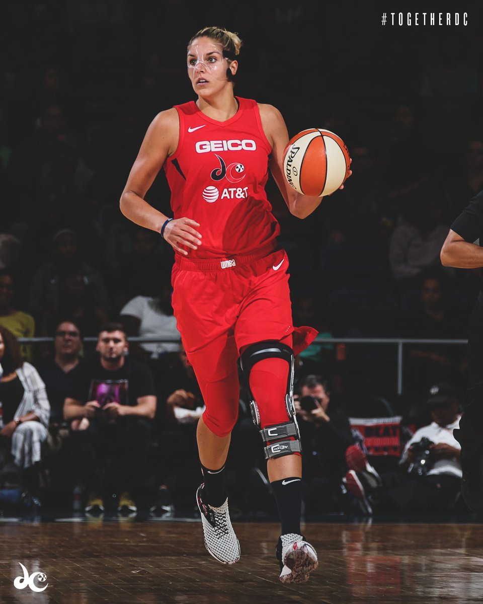 𝗨𝗣𝗗𝗔𝗧𝗘: Elena Delle Donne and Tina Charles have entered the WNBA player medical evaluation protocol.  📰 >> https://t.co/x3DPxog3P9 https://t.co/oTrg93zXvr