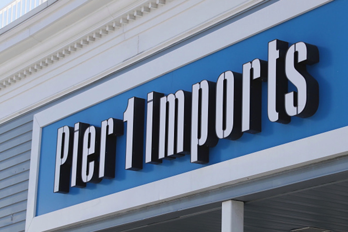Pier 1 Imports to become a web-only business after liquidating stores trib.al/bYv61Rm