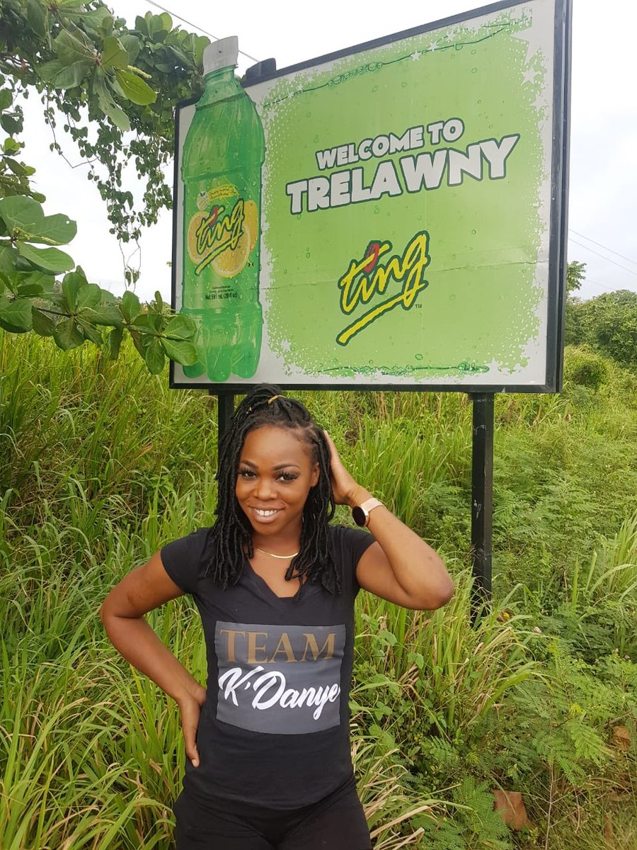 Promo Girls for K'Danye! Just touch dung in a Trelawny!  . . #kdanye #kdanyemusic #reggae #reggaemusic #reggaeartist #jamaicanartist #jamaica #jamaican #music #rockynomorepic.twitter.com/y4Ns2TgjCO
