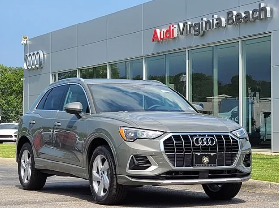 The elegance and comfort of an #Audi and the versatility and sportiness of an SUV? It's the best of both worlds! Shop our SUV selection today: https://t.co/OyXKyWn0s6 https://t.co/NxsPmNdfyu