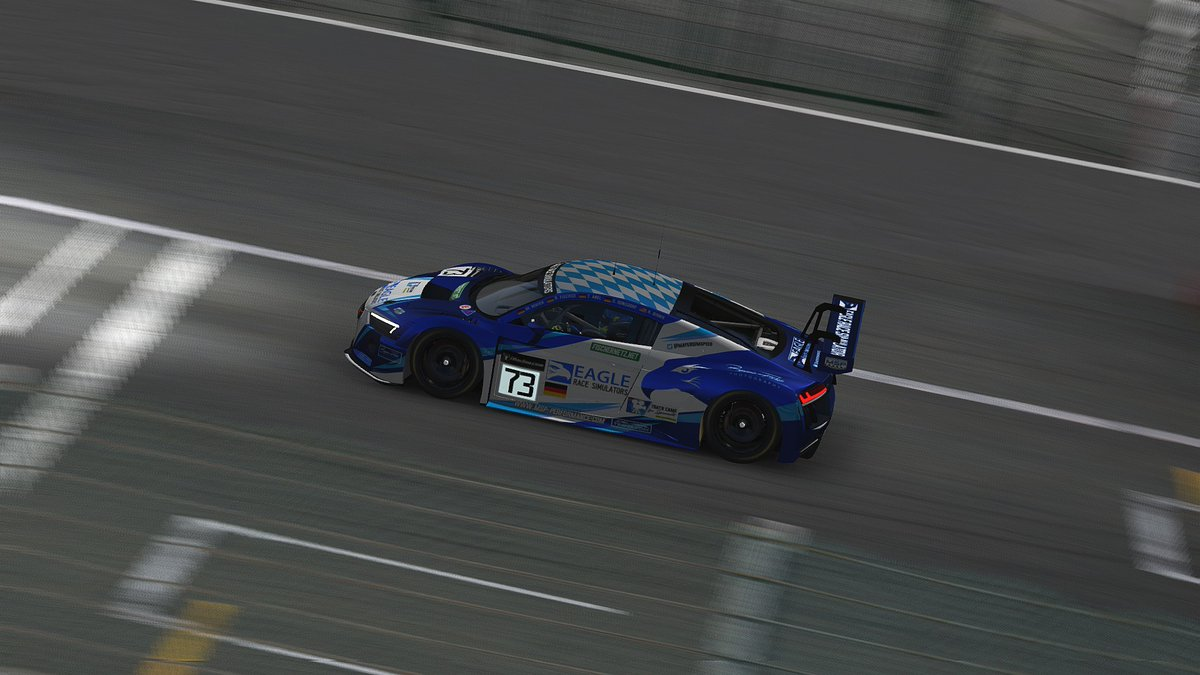 Another day of practice in the books, for this weekend's iRacing 24 Hours of Spa. Our team is getting more excited every day. Just two days until the big day is here!  #iRacing #Spa24h #Racing #Motorsport #eSports #Audi #R8LMS #Motorsport https://t.co/WMVj5MKfaU