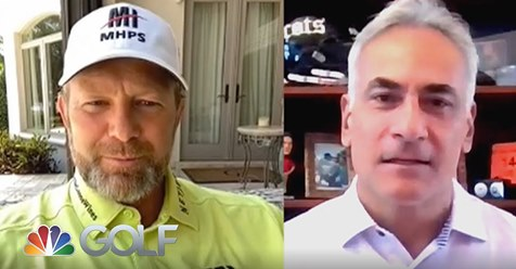 Retief Goosen on why @b_dechambeau could dominate like @TigerWoods. Plus, the Goose helps you crush your driver and gives a practice putting drill in chat with @Vince_Cellini: golfchnl.co/rev6 #learningcenter