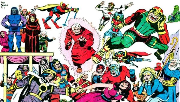 How Jack Kirby's New Gods was (and is) a story about the world today gamesradar.com/how-jack-kirby…