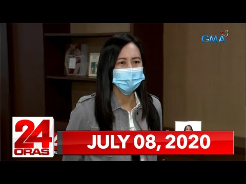 VIDEO: 24 Oras Express: July 8, 2020 [HD] https://t.co/6xH414f8tF https://t.co/1exHOMto95