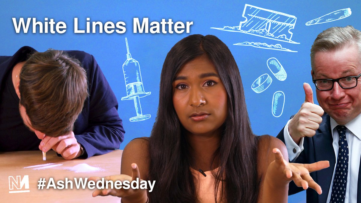 *** NEW VIDEO *** White Lines Matter? In the UK, evidence suggests white people are more likely to take drugs than other ethnic groups. So how come people of colour get searched for simple possession more often?