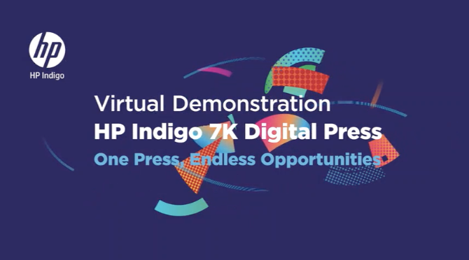 Image for the Tweet beginning: The new #HPIndigo 7K Digital