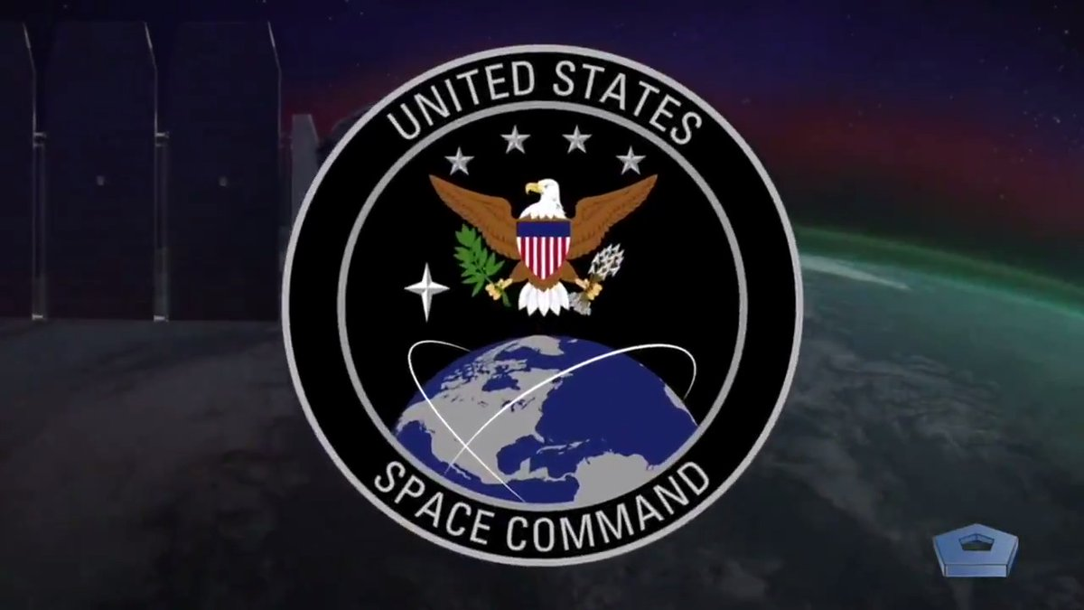 In the past 12 months, we established @US_SpaceCom & @SpaceForceDoD, creating the newest Combatant Command & first new branch of the military since 1947.