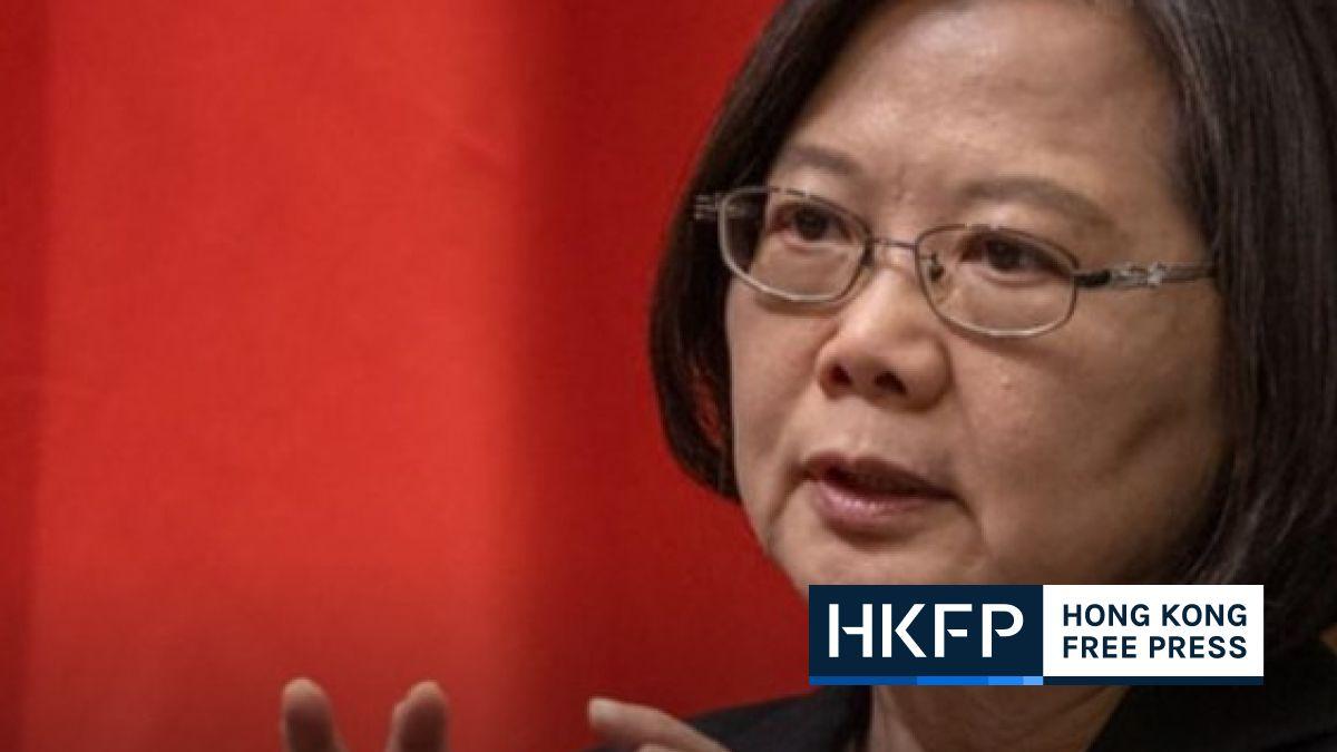 Security law: Taiwan threatens countermeasures if Hong Kong law causes 'damage'   https://t.co/WZfSjJKVgL #taiwan #hongkong @iingwen https://t.co/fBigqwsqSP